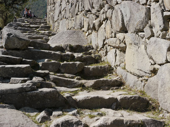 inca trail steps